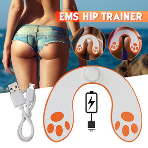 EMS trainer butt lift white