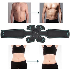 Massager EMS trainer for weight loss ABS stimulator