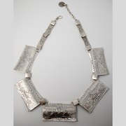 Tribal Bar Necklace - Elegant Heritage Finds