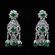 Emerald Green Dreams - Elegant-Heritage-Finds