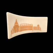 Rome In Handcrafted Fused-Glass - Elegant Heritage Finds