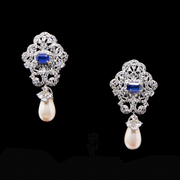 Sapphire Blue Beauty - Elegant-Heritage-Finds