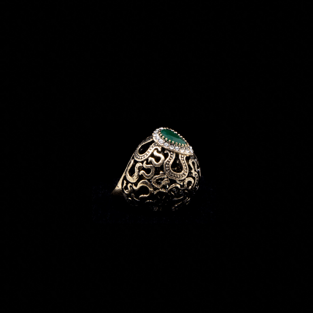 Turkish Dome Ring - Elegant-Heritage-Finds