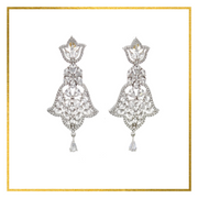 Tulip Earrings - Elegant Heritage Finds
