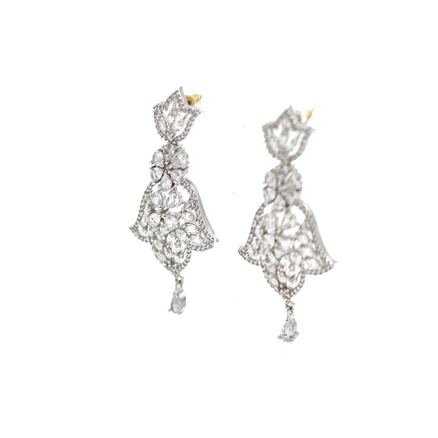 Tulip Earrings - Elegant-Heritage-Finds