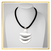 Tribal Blade Necklace - Elegant Heritage Finds