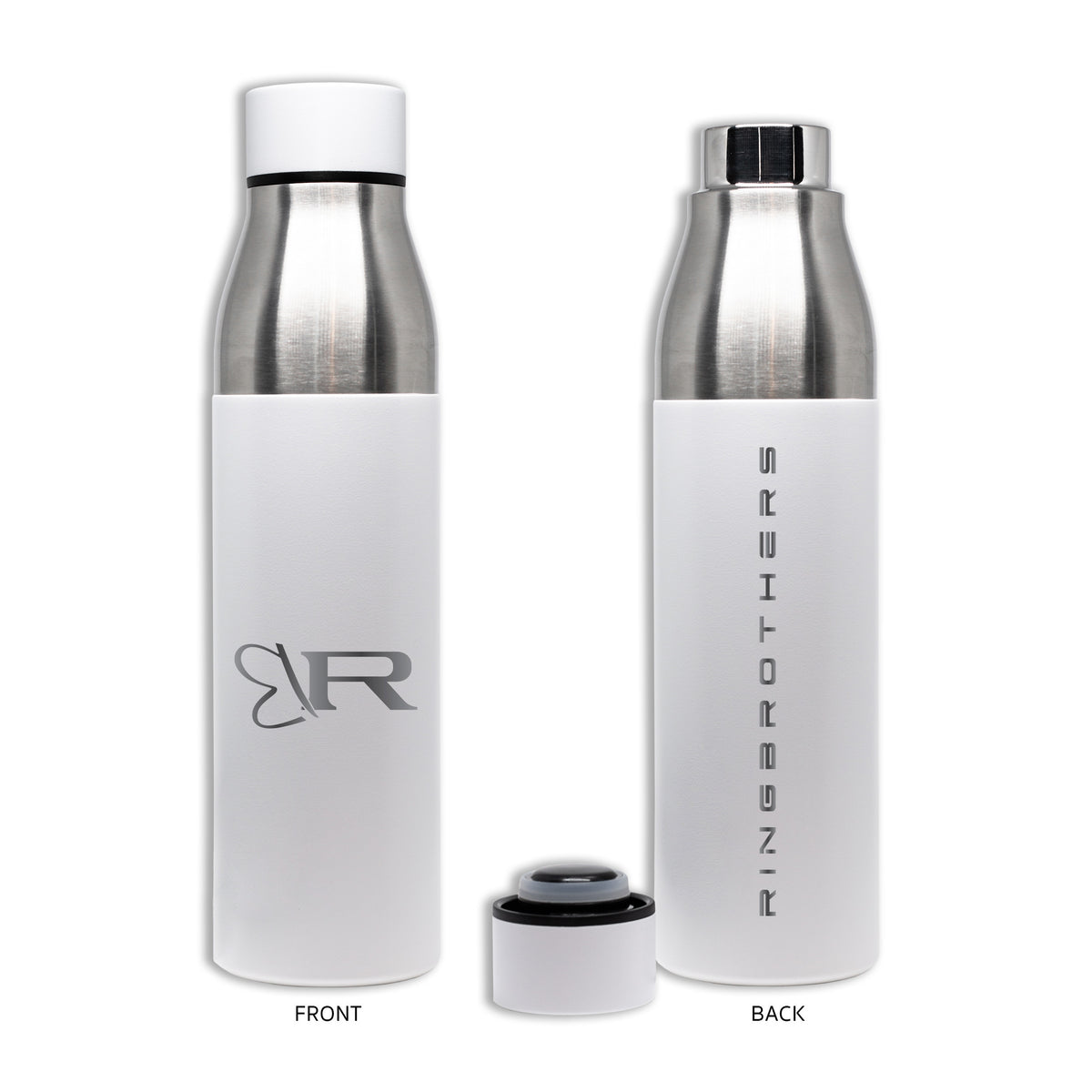 Ringbrothers Water Bottle - 21 oz - Lugcraft