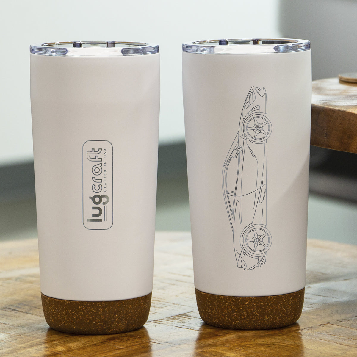 McLaren 720S Insulated Stainless Steel Coffee Tumbler - 20 oz