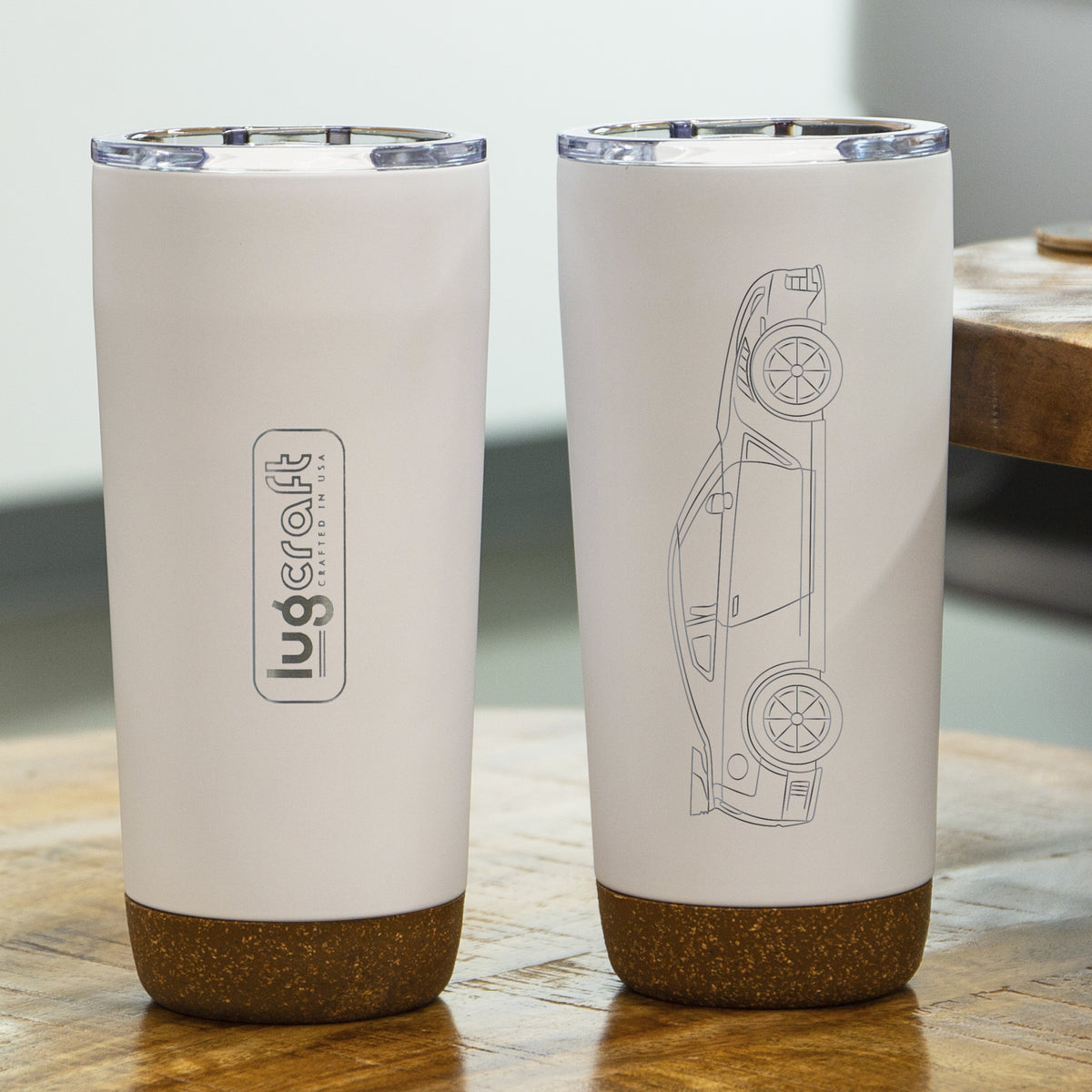 Nissan GTR r35 Insulated Stainless Steel Coffee Tumbler - 20 oz