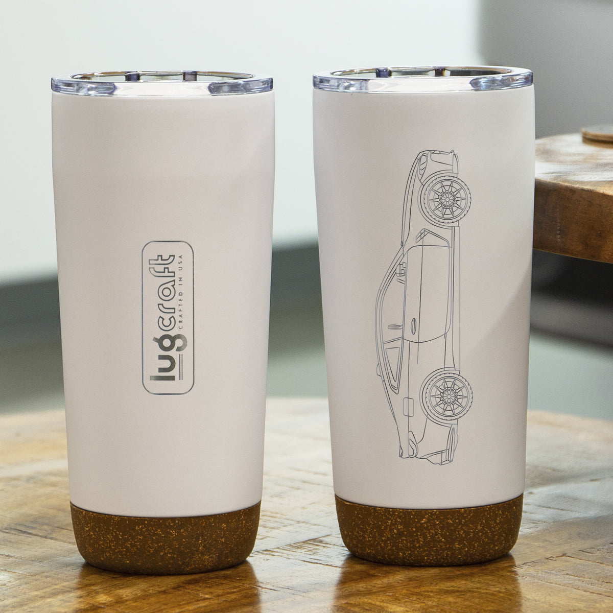 BMW M4 G82 Insulated Stainless Steel Coffee Tumbler - 20 oz