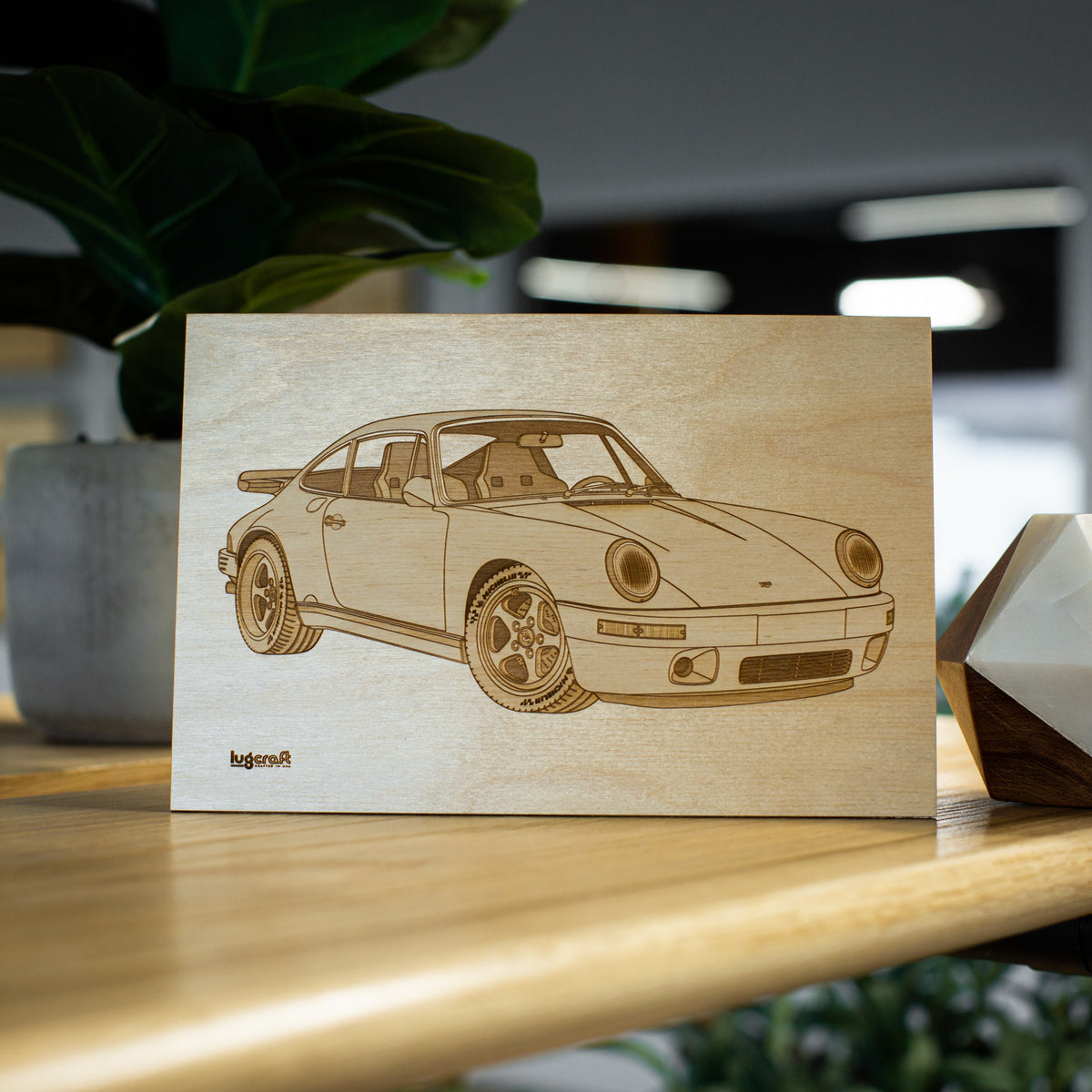 RUF CTR Yellowbird Collectible Engraving