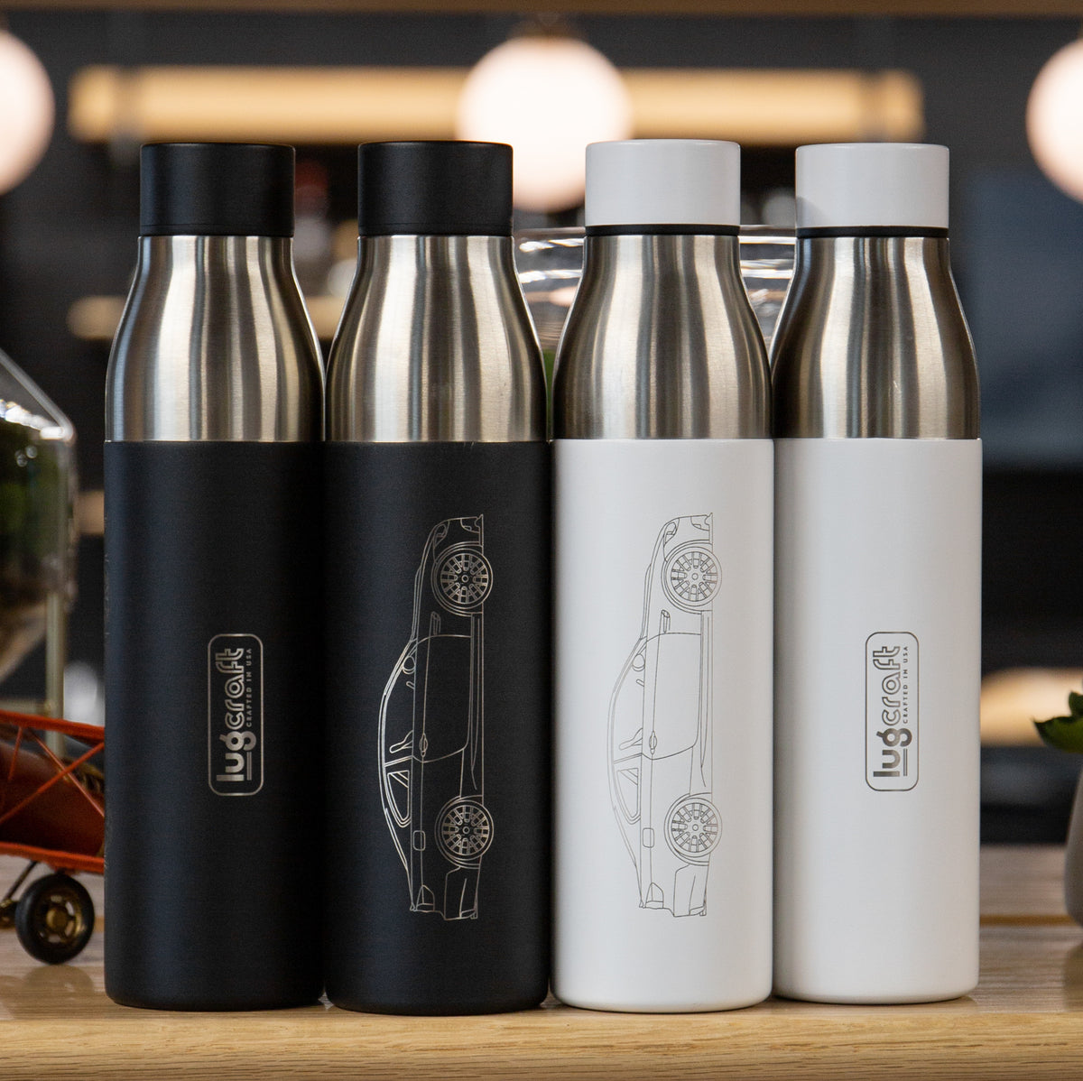 BMW M3 e92 Insulated Stainless Steel Water Bottle - 21 oz