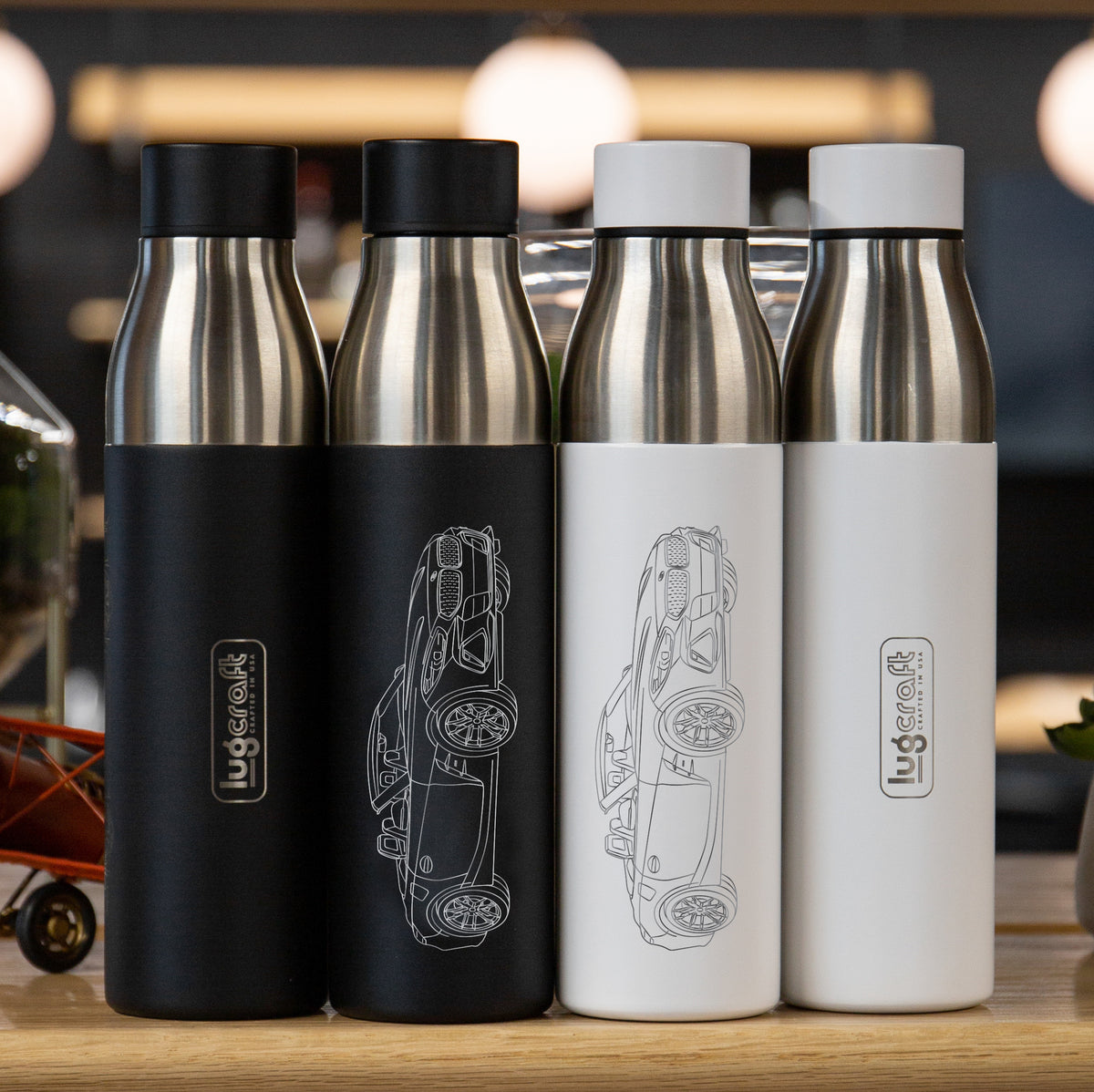 BMW Z4 G29 Insulated Stainless Steel Water Bottle - 21 oz