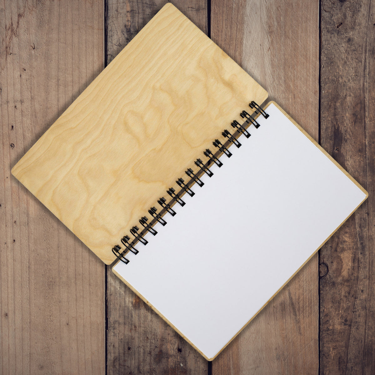 "Outlaw 911k Notebook - 6"" x 9"" - Lugcraft"