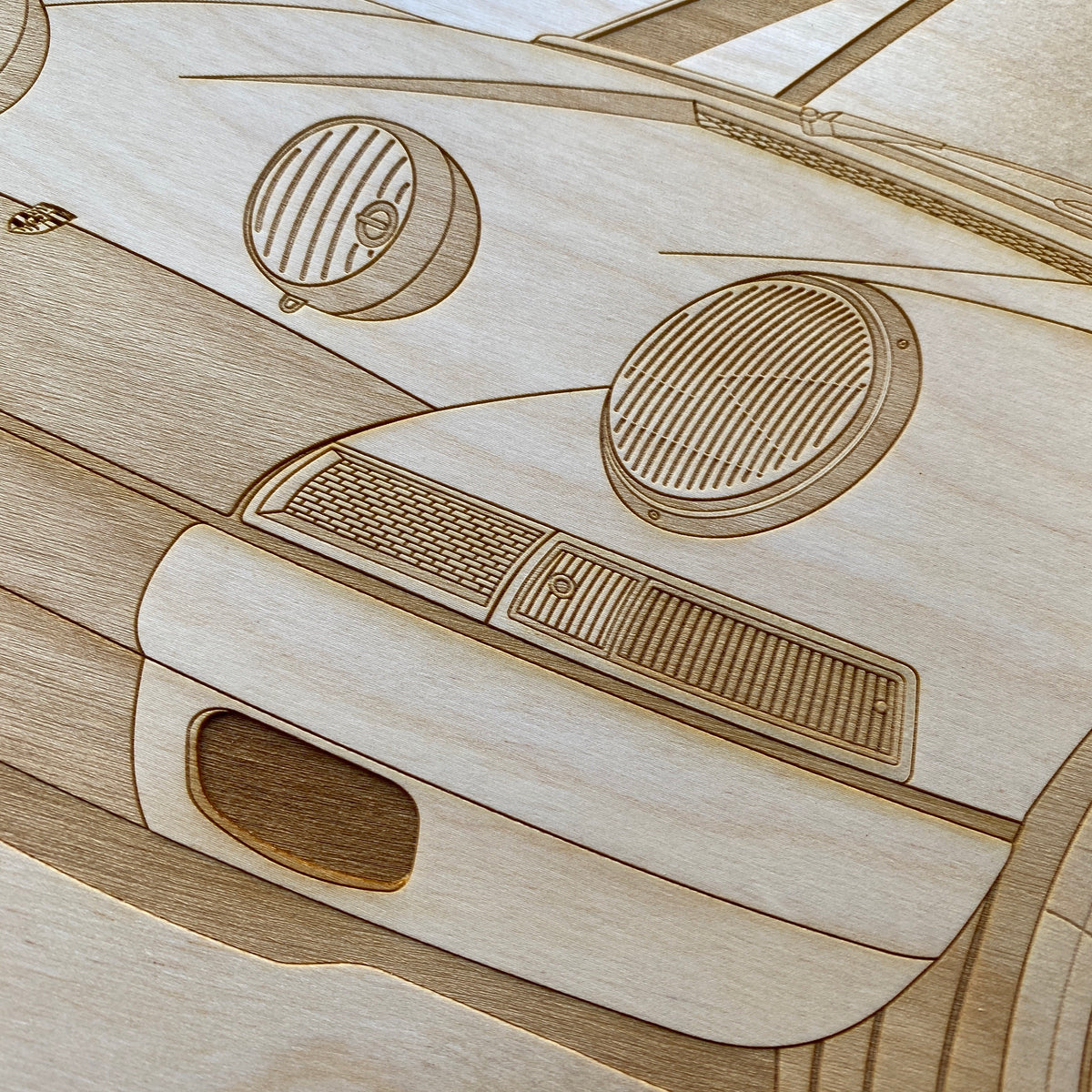 Emory Outlaw 911k Framed Wood Engraved Artwork
