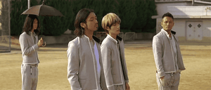 Crows Zero II Takashi Miike classic high school gang fights