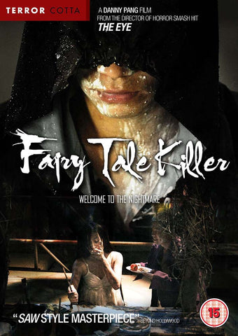 Fairy Tale Killer, DVD, Blu-Ray, Danny Pang, Sean Lau, Wang Bao Qiang, Elanne Kwong, Lam Suet, Elana Kong, Joey Meng, Hong-Kong Horror, Cantonese Cinema, Far-East Asian Film, Terracotta Distribution