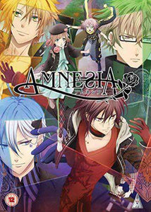 Amnesia Collection (2 disc blu ray)