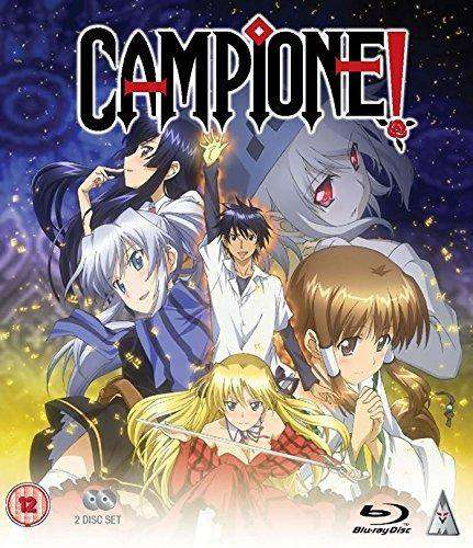 Campione! Collection (2 disc blu ray)