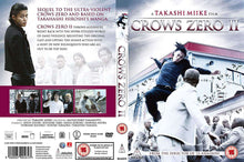Load image into Gallery viewer, Crows Zero II Takashi Miike classic