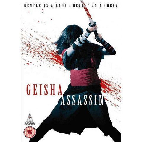 Geisha Assassin
