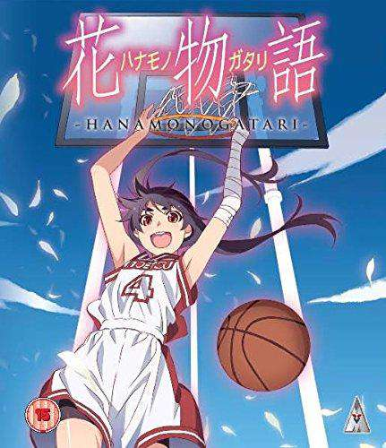 Hanamonogatari Japnese anime blu ray DVD for sale