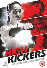 Load image into Gallery viewer, High Kickers starring Gordon Liu and Eva Huang