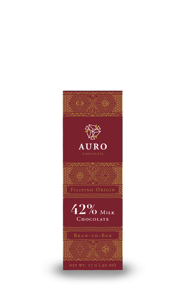 42% Milk Chocolate  27G