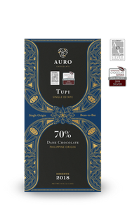 70% Dark Chocolate Tupi 60g