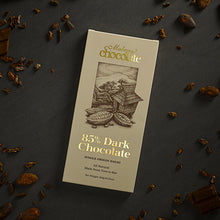 Load image into Gallery viewer, 85% Malagos Dark Chocolate 100g