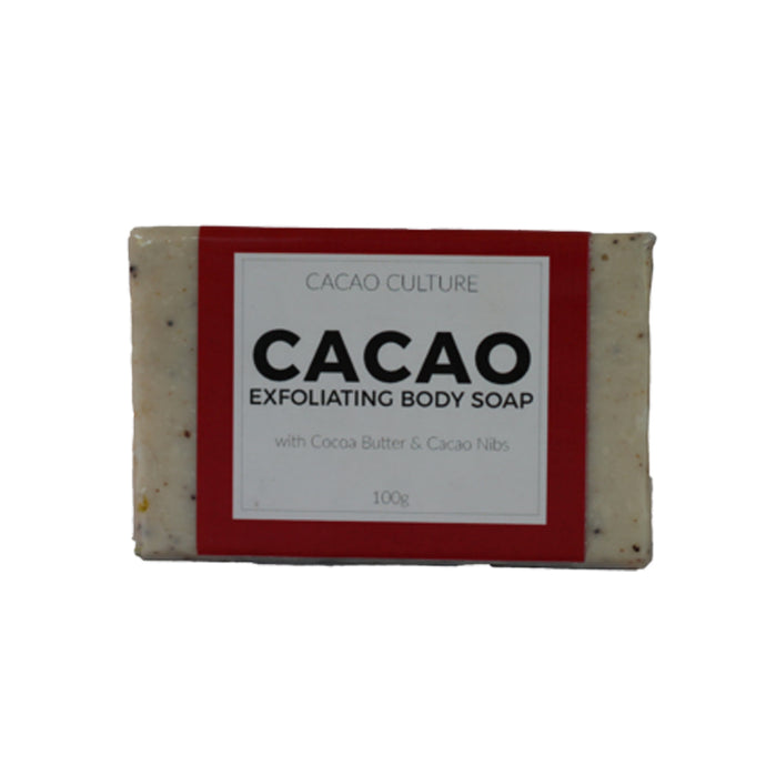 Exfoliating Body Soap