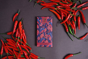 65% Theo&Philo Dark Chocolate w/ Labuyo (Chili)  45g