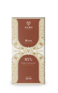85% Dark Chocolate Mana 60g