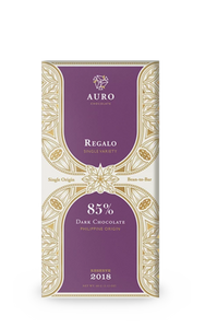 85% Dark Chocolate Regalo 60g
