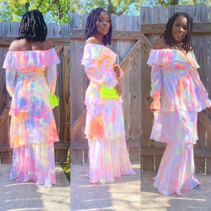 Stand Out Maxi