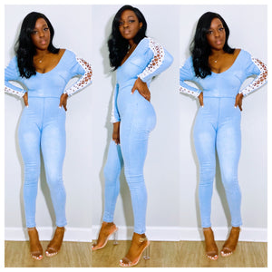 Da Buzz Denim Jumpsuit