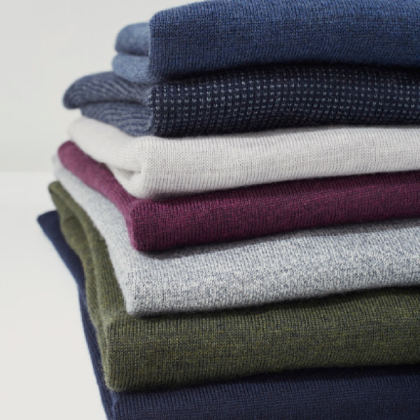 Merino Wool Knitwear at GAZMAN