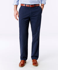 Comfort Chinos in Navy