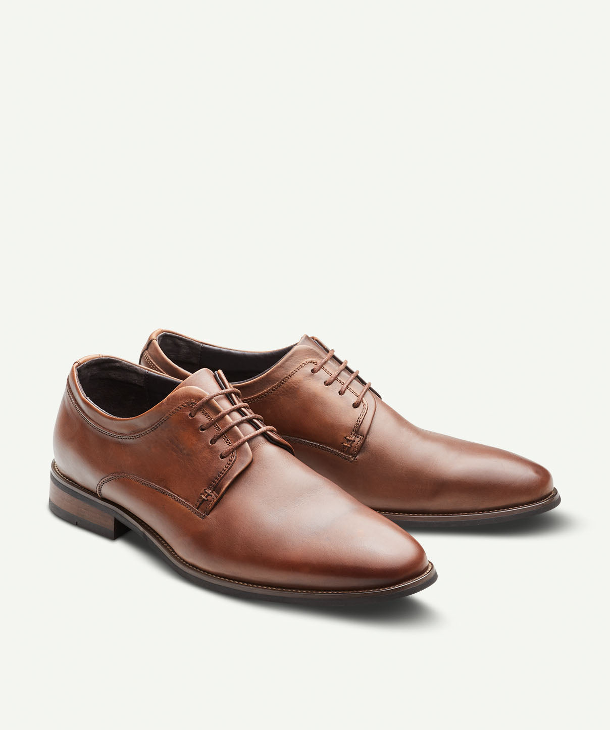 Hush Puppies Dress Shoes - Coffee Brown