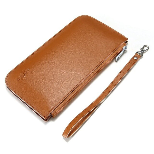 Eco Leather Wallet + Phone Case