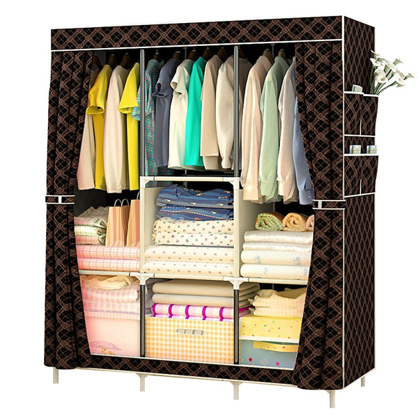 Multifunctional Non-Woven Wardrobe - SALEONE