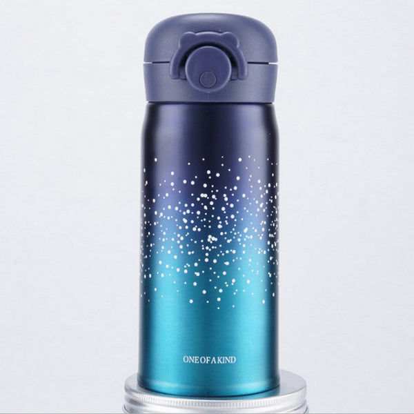 New Design Double Wall Stainless Steel Thermos - SALEONE