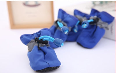 Waterproof Winter Pet Dog Shoes