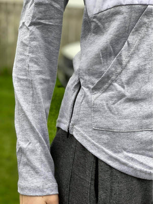 Hooded Long Sleeve