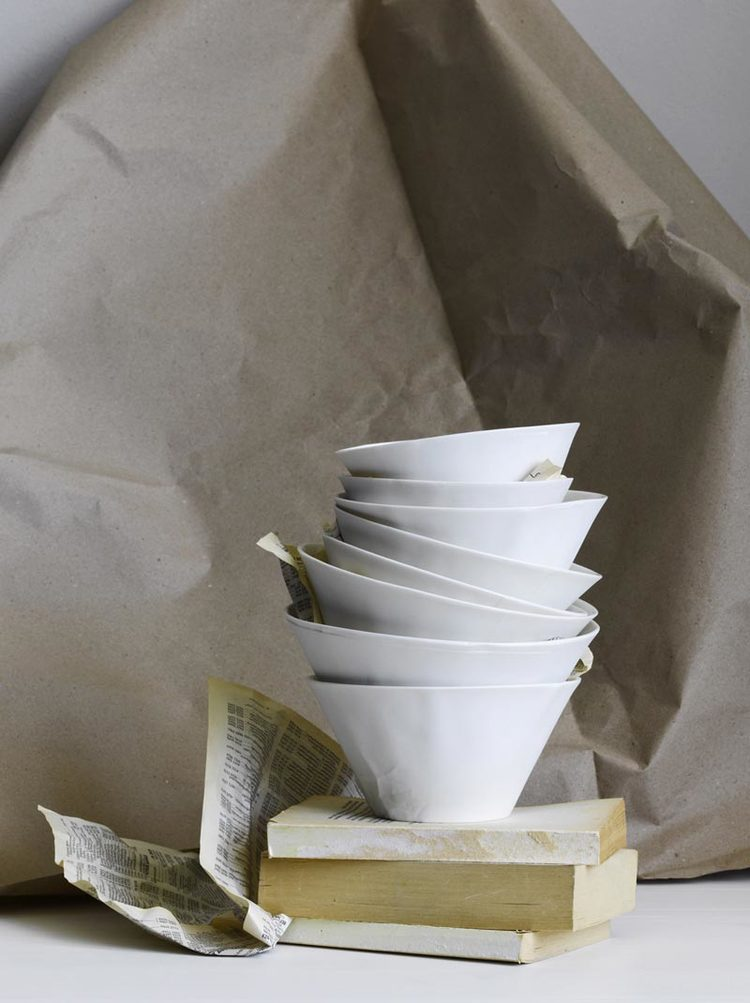 Paper Series Pitcher