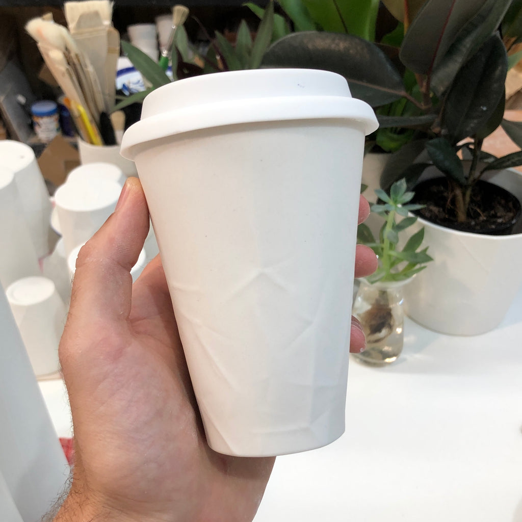 Ceramic Paper Series 350mL Keep Cup