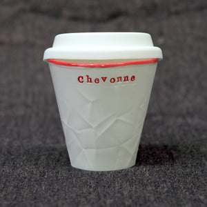 Ceramic Personalised Paper Series 250 mL Keep Cup