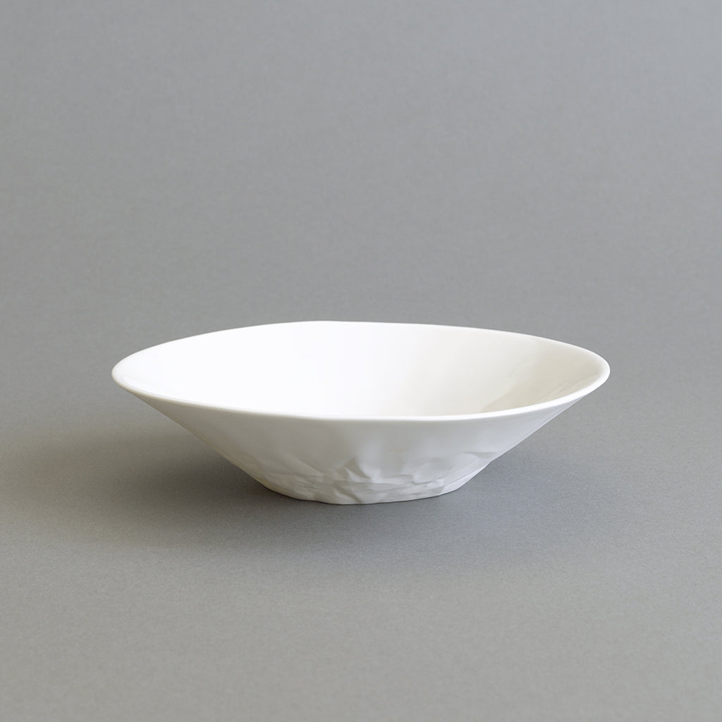 Ceramic Pasta Bowl Set of 4 - Paper