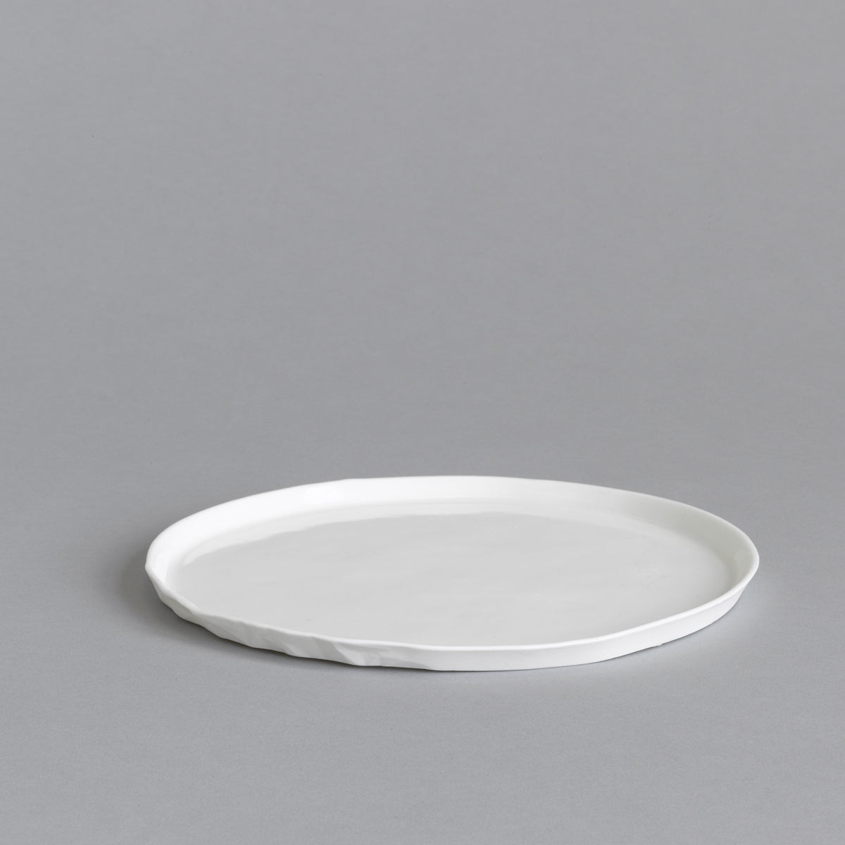 Ceramic Entree Plate - Paper