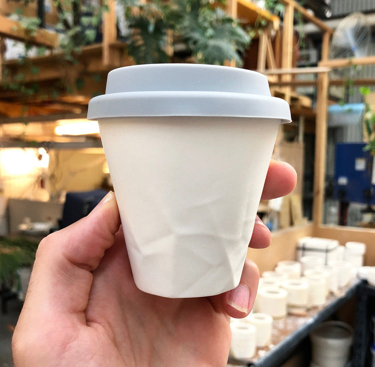 Ceramic Paper Series Piccolo Keep Cup